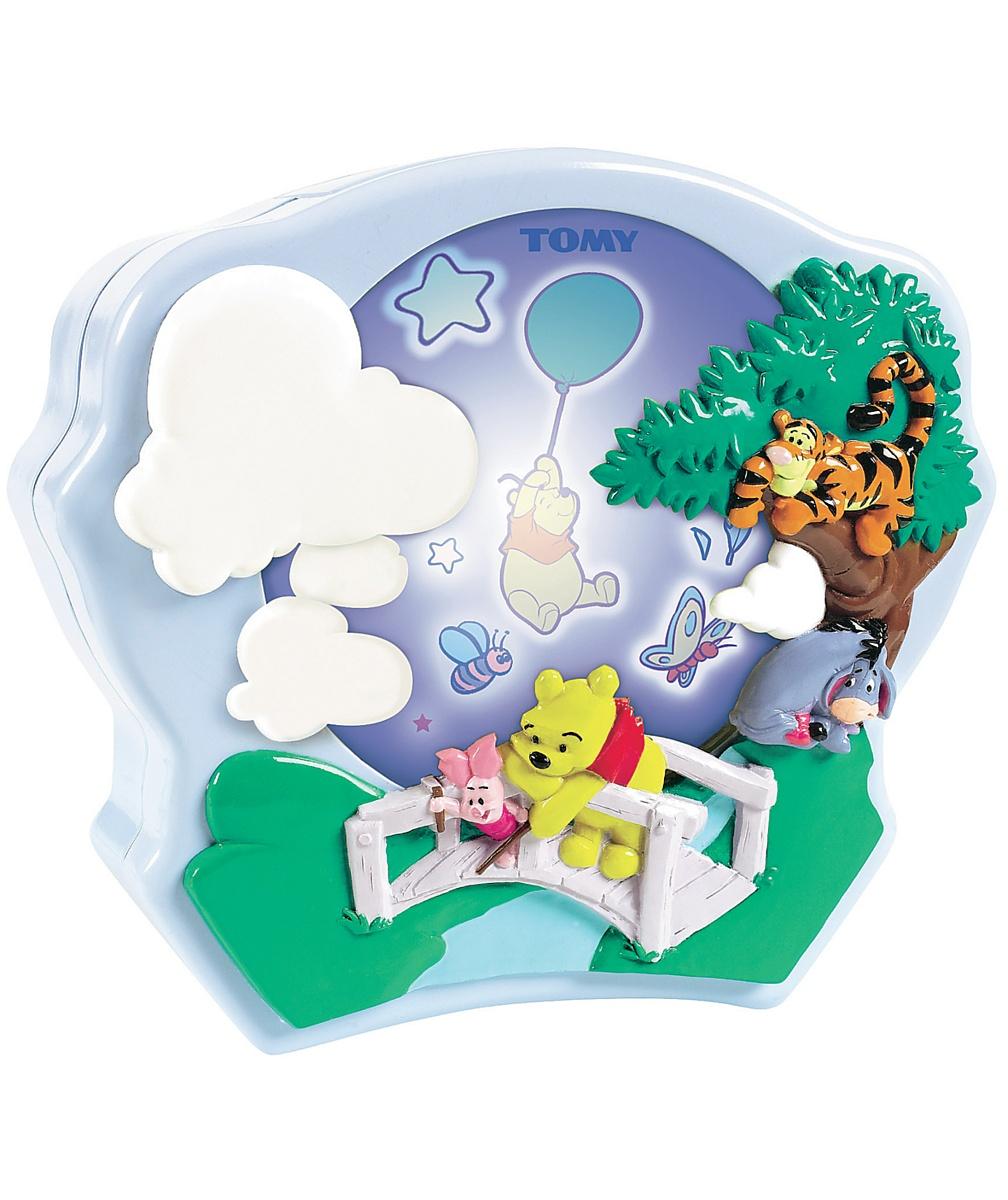 Tomy&reg Winnie the Pooh Lullaby Dream show