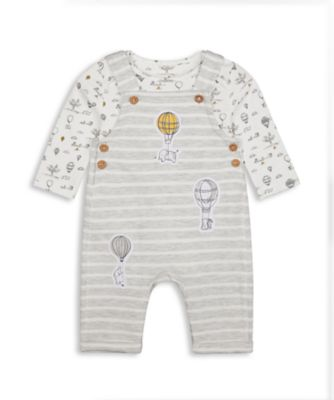 Mothercare Hot Air Balloon Loopback Balloon Dungaree Set