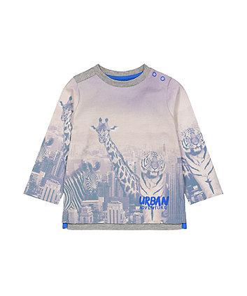Mothecare Fashion Urban Jungle T-Shirt