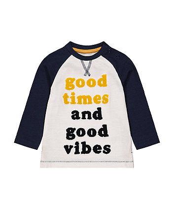 Mothecare Fashion Good Times T-Shirt