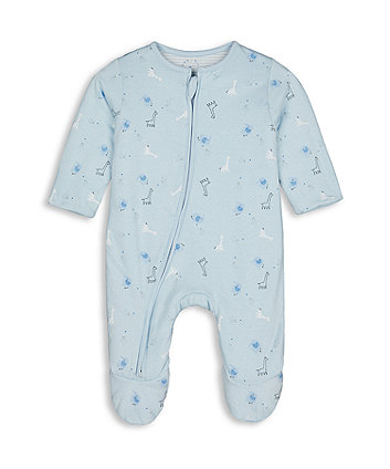 Mothecare Fashion My First Wadded Walk In Sleeper - 2.5 Tog