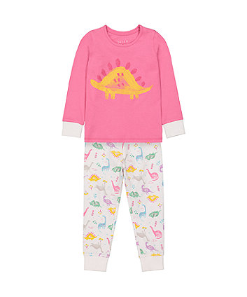 Mothecare Fashion Dinosaur Pyjamas