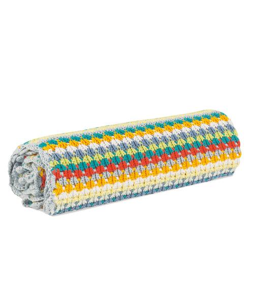 Mothercare Little Bird Crochet Blanket