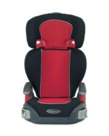 Graco Junior Maxi Highback Booster Car Seat - Scarlet Sport
