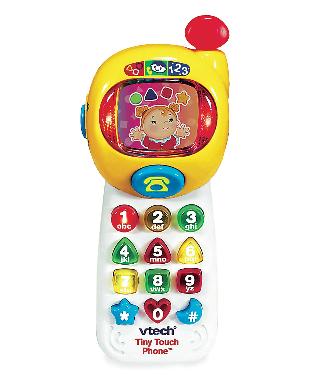 Vtech&8482 Smart Start&8482 Tiny Touch phone