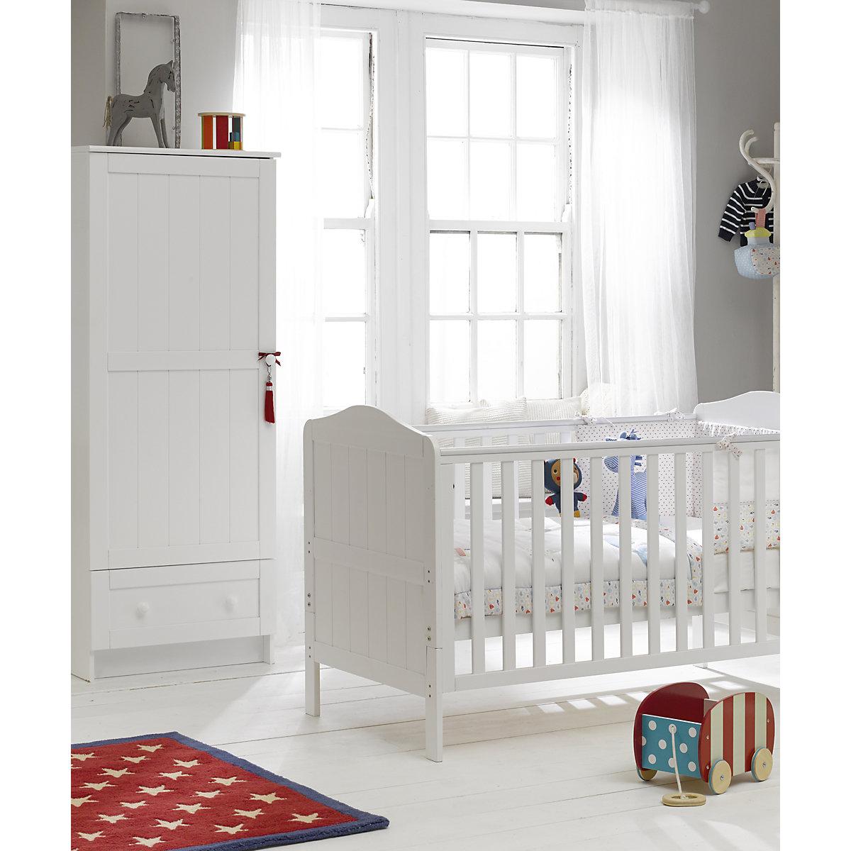 Mothercare Baby Nursery Darlington Wardrobe Furniture Picclick Uk
