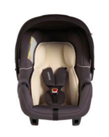Mothercare Ziba Baby Car Seat - Grey