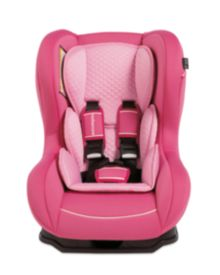 Mothercare Madrid Car Seat - Pink