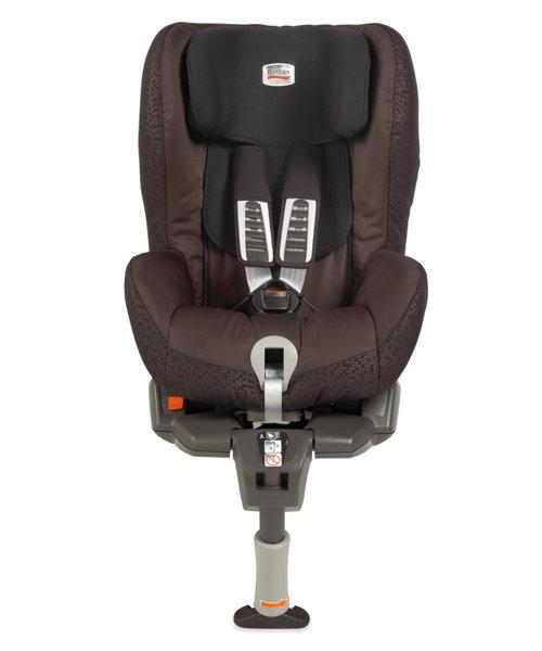 Britax Safefix Plus Car Seat - Black Thunder