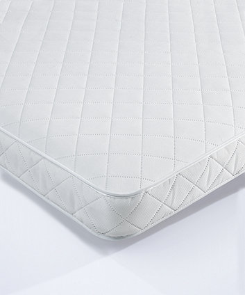 Mothercare 70 X 140cm Essential Spring Interior Cot Bed Mattress