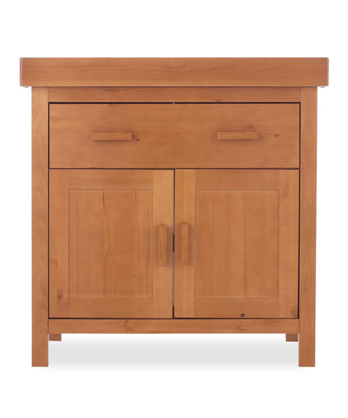 Mothercare Jamestown Changing Unit - Antique Pine