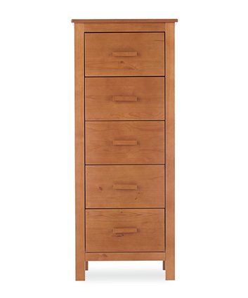 Mothercare Jamestown Tallboy - Antique Pine