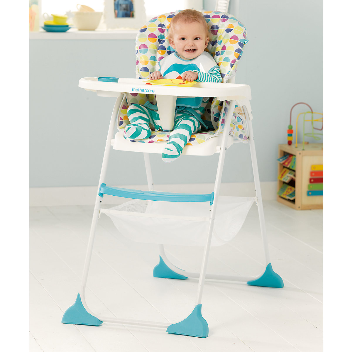 Mothercare Marbles Highchair - Marbles Gifts