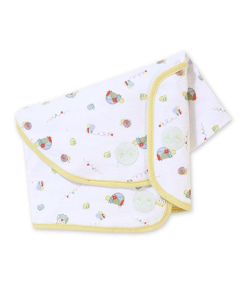 Mothercare Patchwork Garden Swaddling Blanket
