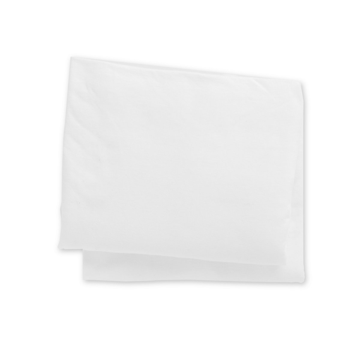 'Mothercare Cotton Fitted Moses Basket Sheets- 2 Pack White