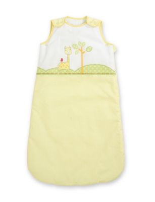 Mothercare Baby Nursery Snoozie Safari Sleeping Bag