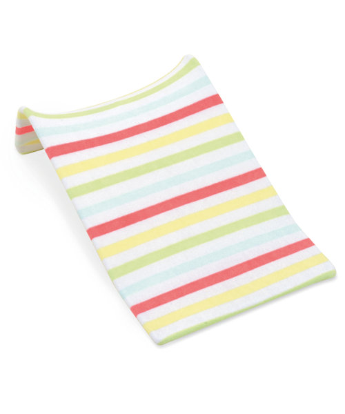 Mothercare Stripy Fabric Bath Support