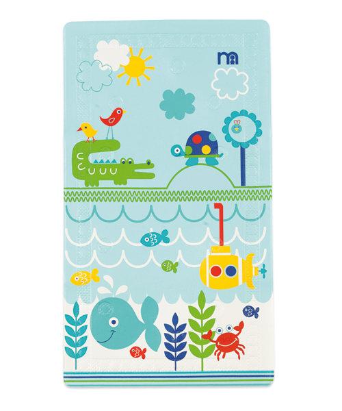 Mothercare Under the Sea Bath Mat - Blue