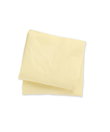 Mothercare Jersey Fitted Sheets Cot Bed - Lemon - 2 Pack