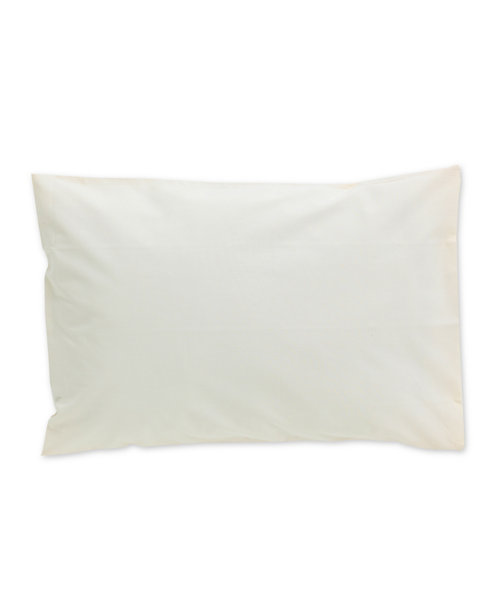 Mothercare Pillowcase Cream