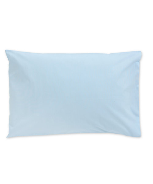 Mothercare Pillowcase Blue