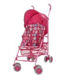 Mothercare Jive Stroller Daisy With Hood