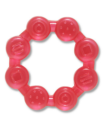 Mothercare Cooling Teether Ring - Pink