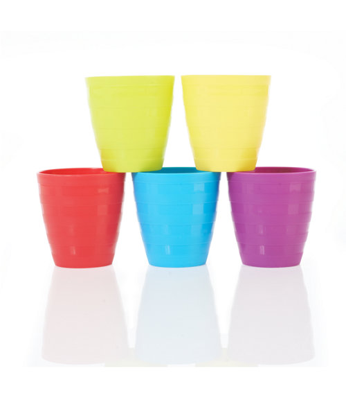 Mothercare My First Tumblers - 5 Pack