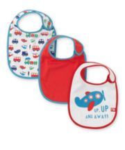 Mothercare Transport Bibs- 3 Pack