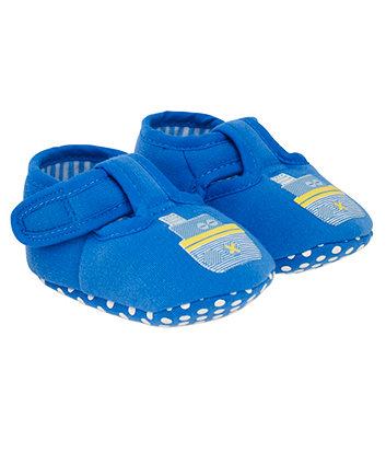 Mothercare Boat Baby Slippers