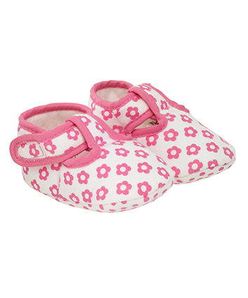 Mothercare Flower Baby Slippers