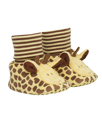Mothercare Giraffe Novelty Baby Booties
