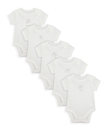 Special Delivery Bodysuits - 5 Pack [SS21]