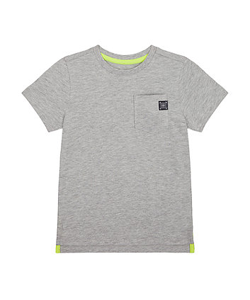 Grey Discover T-Shirt [SS21]