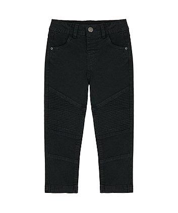 Black Biker Trousers [SS21]