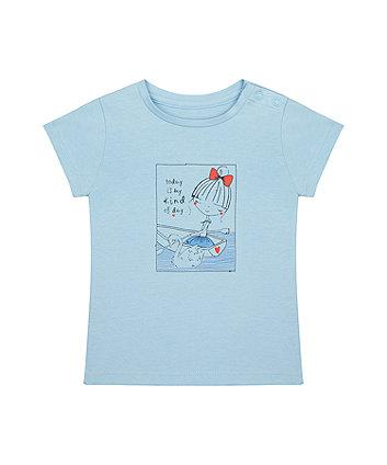 Blue Girl T-Shirt [SS21]