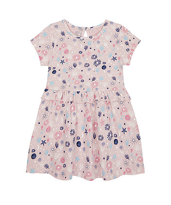 Printed Jersey Dress [SS21]