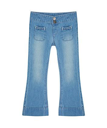 Flared Denim Jeans [SS21]