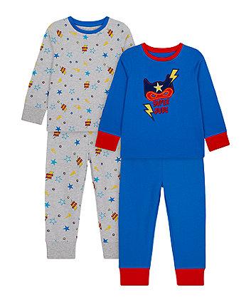 Superhero Pyjamas - 2 Pack [SS21]