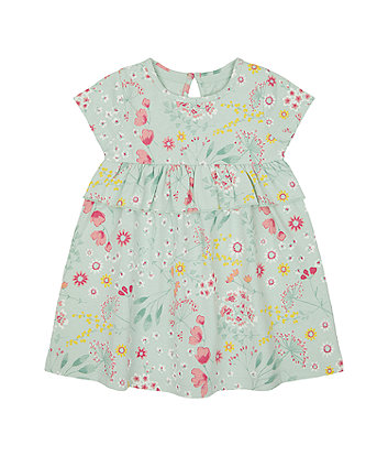 Mint Spring Meadow Jersey Dress [SS21]