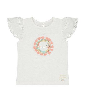 Sun Tassel T-Shirt [SS21]