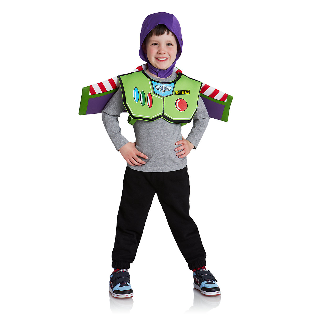 Buzz Lightyear Accessory Pack - Snood, Wings and Tabard - Buzz Lightyear Gifts
