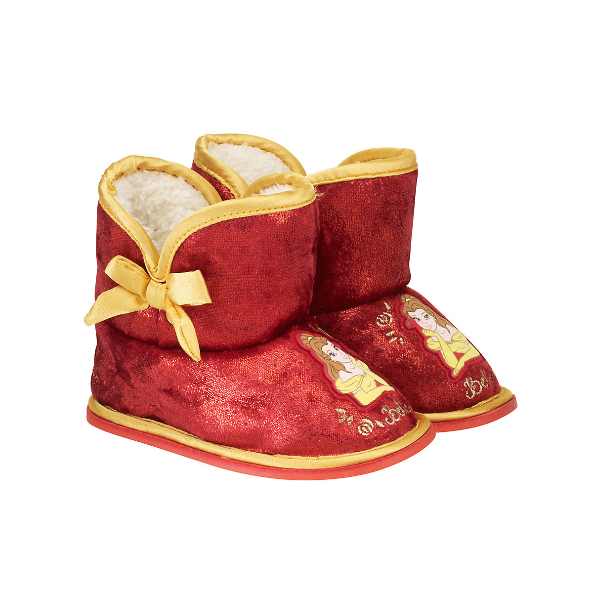 Disney Princess Belle Bootees - Disney Princess Gifts