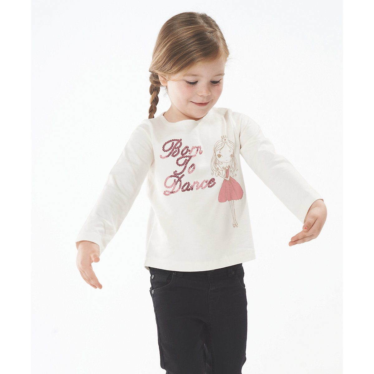 Mothercare Born to Dance T-Shirt - Dance Gifts