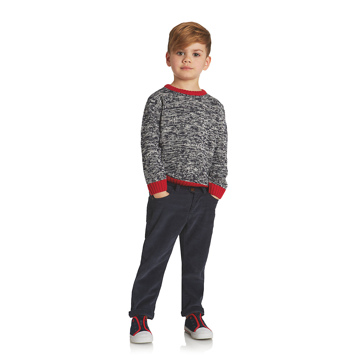 Mothercare Twisted Yarn Knitted Jumper