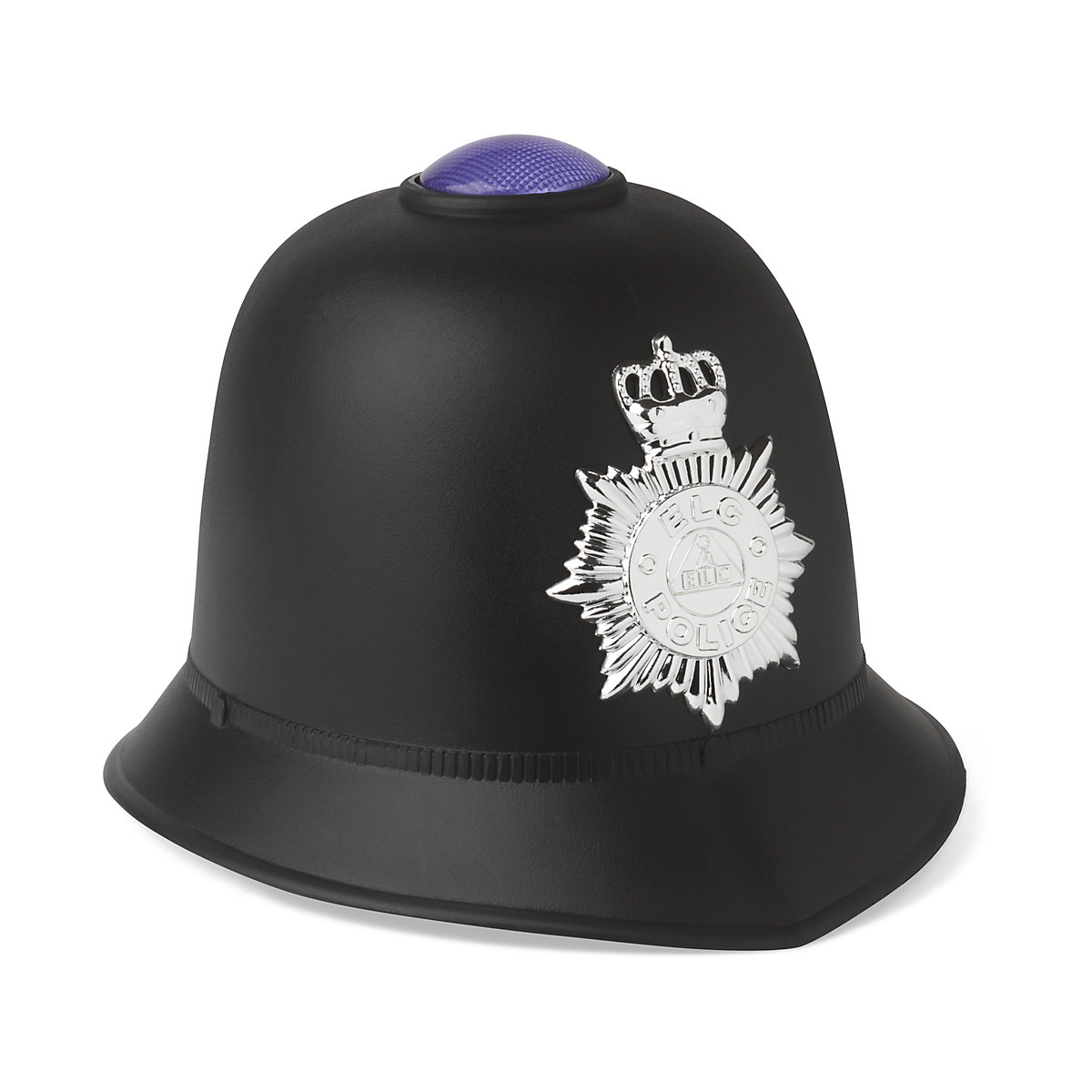 New ELC Boys and Girls Light and Sound Police Helmet Toy From 3 years - Early Learning Centre Gifts