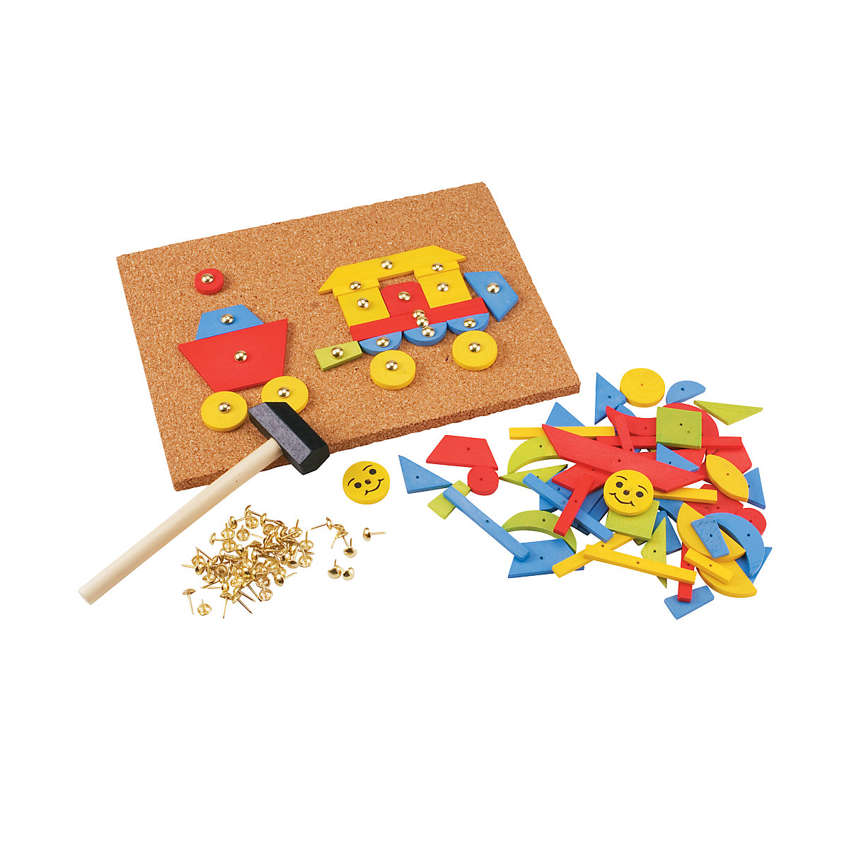 New ELC Boys and Girls Tap A Shape Toy From 4 years - Early Learning Centre Gifts