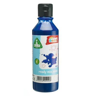 Blue Ready Mix Paint 300ml