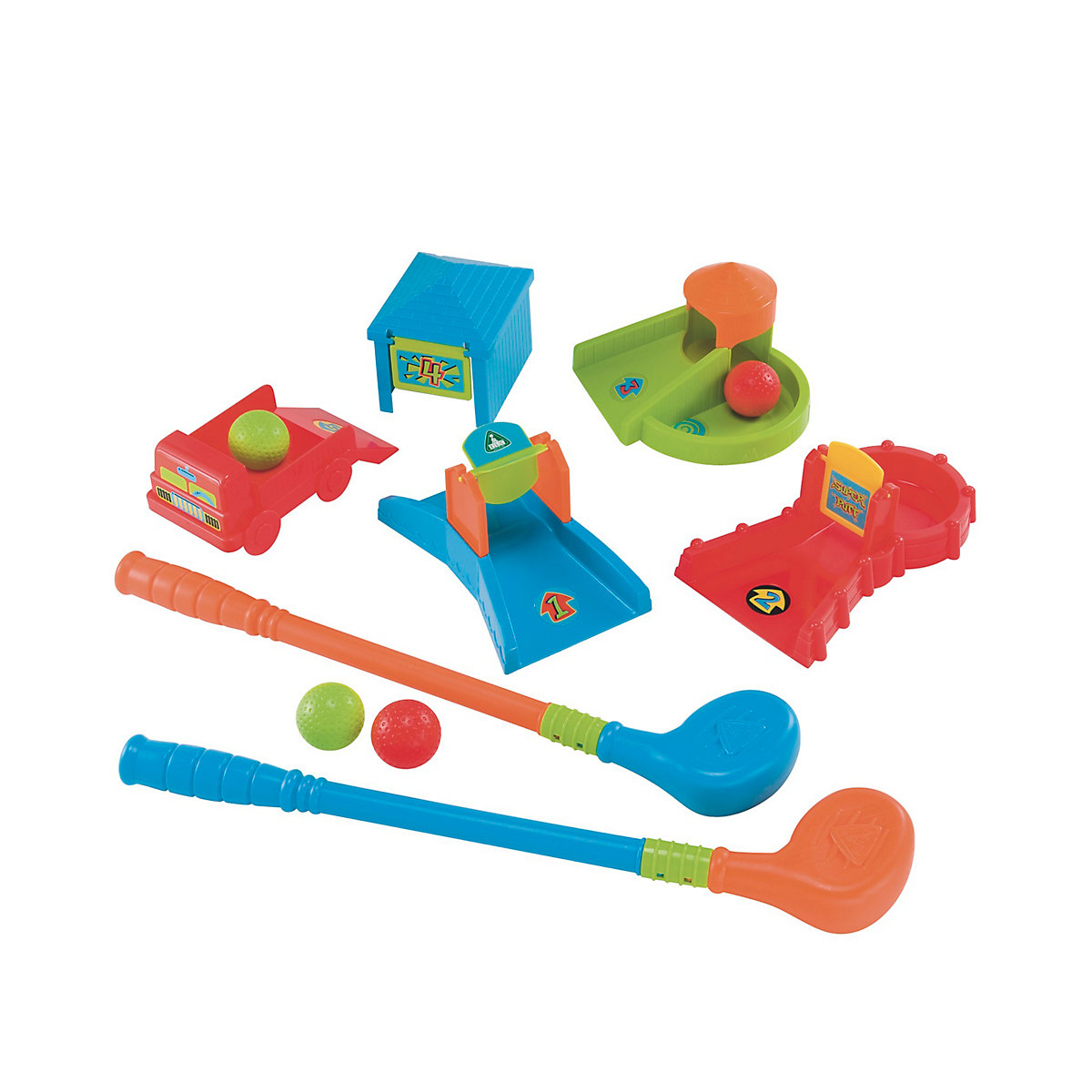 New ELC Boys and Girls Crazy Golf Toy From 3 years - Early Learning Centre Gifts