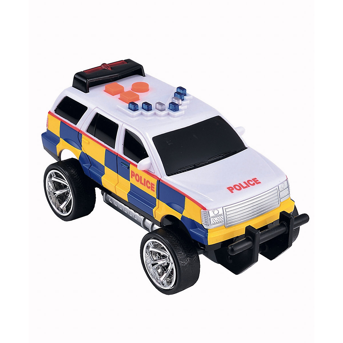 New ELC Boy Big City Mini Police Car Toy From 3 years - Police Gifts